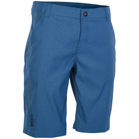 ION Seek Short de cyclisme Homme, ocean blue